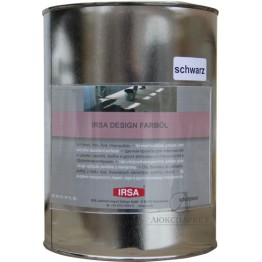 Олія чорна IRSA DESIGN FARBOIL schwarz 2.5 л