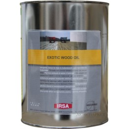 Олія IRSA EXOTIC WOOD OIL 2.5 л