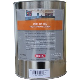 Олія-віск безбарвна IRSA HP-OIL HIGH-PROTECTION 2.5л