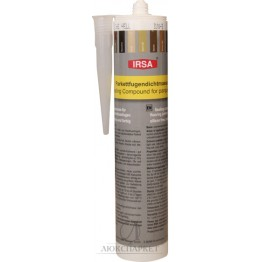 Акриловий герметик для паркету (мербау) IRSA PARKETTFUG 310 мл