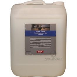 Лак паркетний поліуретановий матовий IRSA PLATINUM 1K 3000 UM 10 л