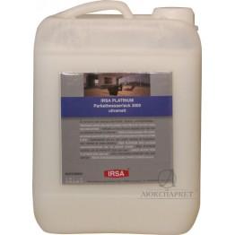 Лак паркетний поліуретановий матовий IRSA PLATINUM 1K 3000 UM 5 л