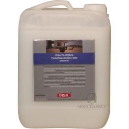 1-к поліуретановий матовий паркетний лак IRSA PLATINUM 3000 UM 5л