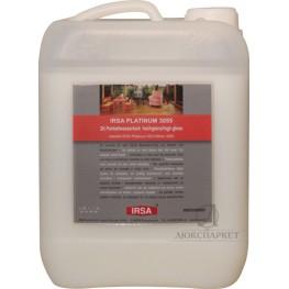 2-к поліуретановий глянцевий паркетний лак IRSA PLATINUM 2K 3055 HGL 4.725л