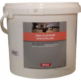 Шпаклевка пастообразный гель IRSA PLATINUM SPACHTELGEL 5 кг