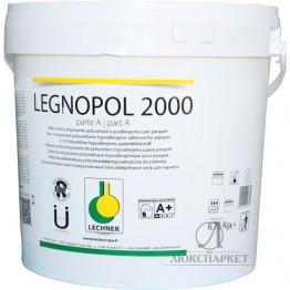 Поліуретановий клей для паркету Lechner Legnopol 2000 10 кг