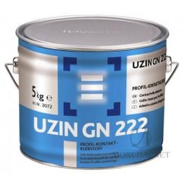 Контактний клей для профілів, плінтусів і покриттів Uzin GN 222 5 кг