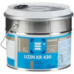 2-к поліуретановий клей для підлогових Uzin KR 430 12 кг
