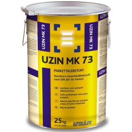 Клей на основі синтетичної смоли Uzin MK 73 17 кг