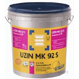 2-к поліуретановий клей для паркету Uzin MK 92S 10 кг