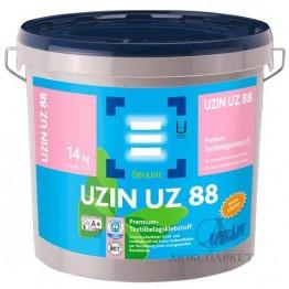 Клей для текстильних покриттів Uzin UZ 88 14 кг