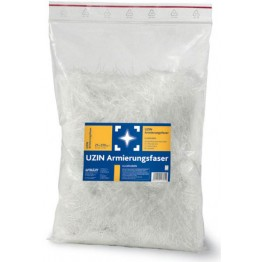 Армована фібра (скловолокно) Uzin Armierungsfaser 0,15 кг