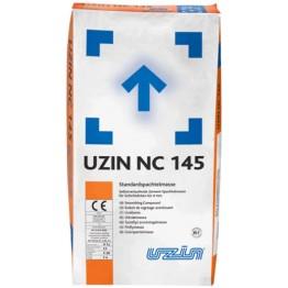 Нівелір-маса для гіпсових підстав 0-4 мм Uzin NC 145 25 кг
