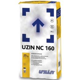 Нівелір-маса для гіпсових підстав 0-20 мм Uzin NC 160 25 кг