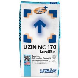 Нівелір-маса будь-якої товщини Uzin NC 170 LevelStar 25 кг