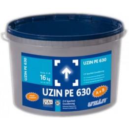 2-к шпаклювальна грунтовка Uzin PE 630 16 кг
