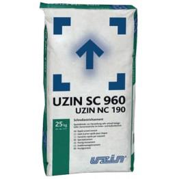 Швидкотвердіючий цемент Uzin SC 960 (NC 190) 25 кг