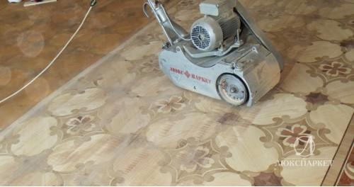 Шліфування підлоги. Поради по ремонту своїми руками